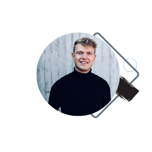 Lukas Steib - product manager